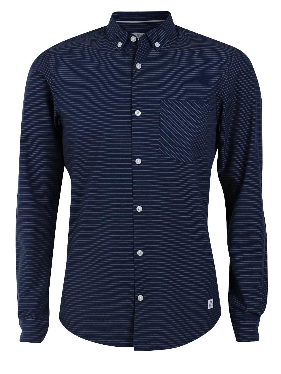 Tom Tailor Denim Herren Freizeithemd It´s All About Stripe