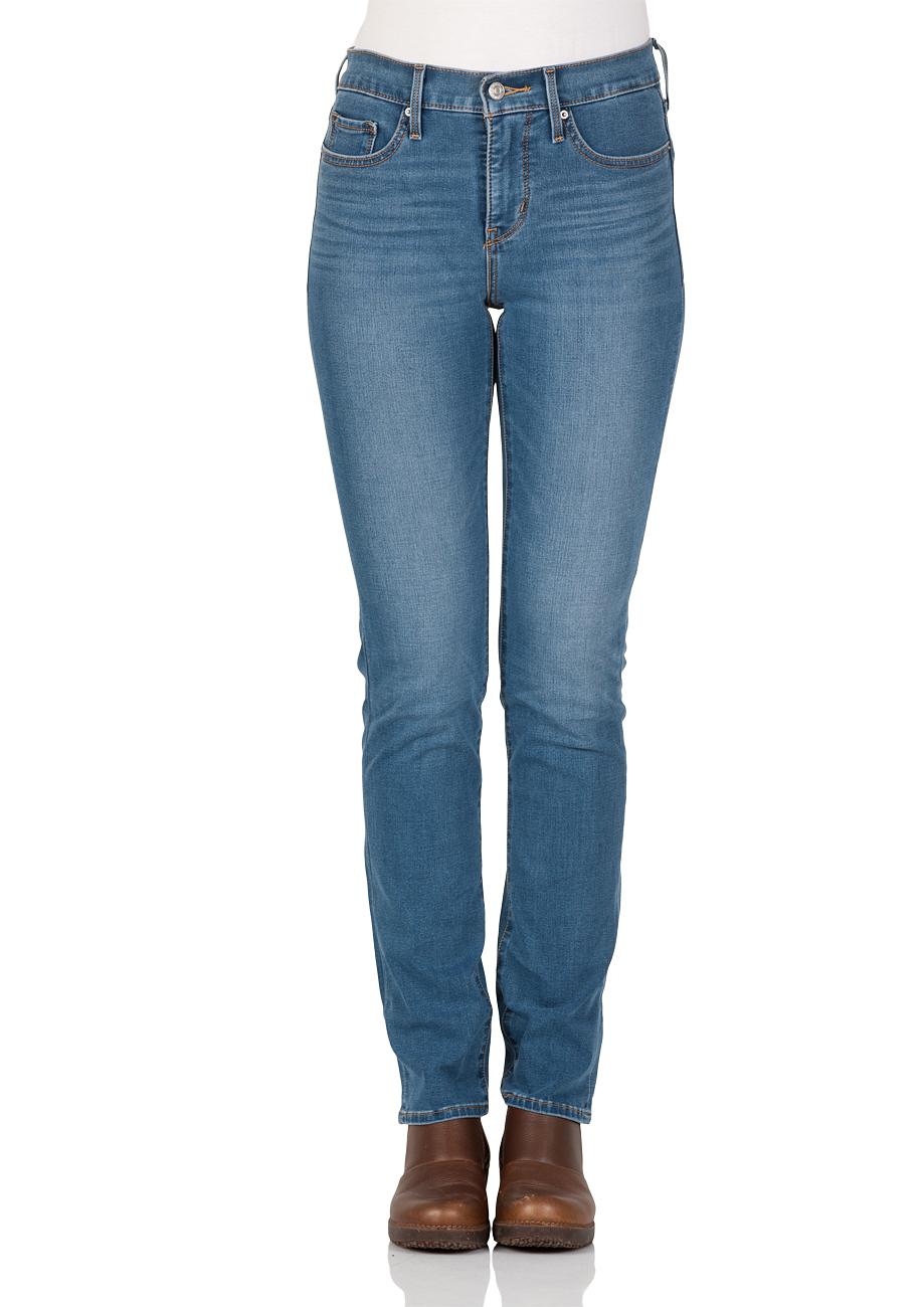 levis damen jeans 312 shaping slim fit blau turn. Black Bedroom Furniture Sets. Home Design Ideas