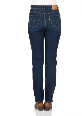 dcf0ead6f94 Levis Women's Jeans 314 Shaping - Straight Fit - Blue - Stand by Me ...