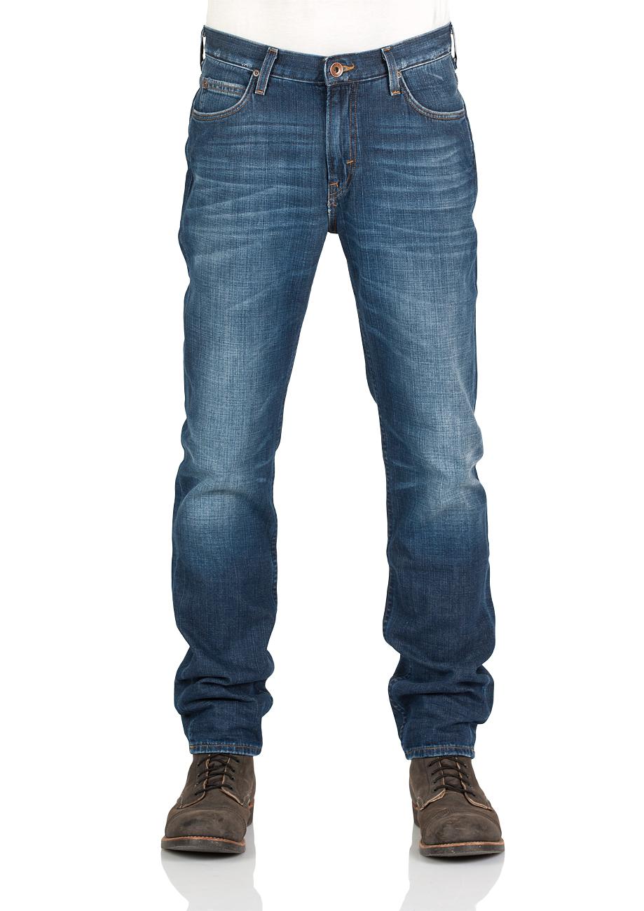 Lee Herren Jeans Rider - Slim Fit - Blau - Favo...