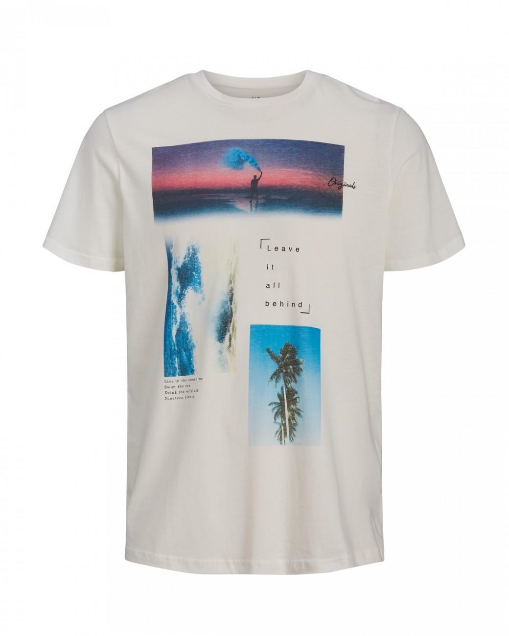 cd8257096fba9e Jack   Jones Herren T-Shirt JORCHILLEN TEE SS CREW NECK kaufen ...
