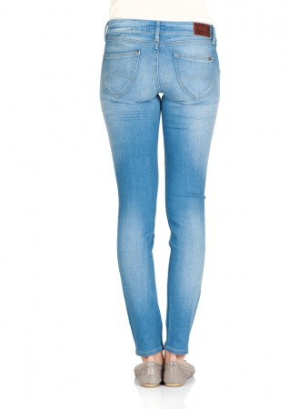 4a826edfc0517 Tommy Hilfiger women s jeans low rise skinny Sophie SCST - skinny fit -  blue - Santa Cruz stretch