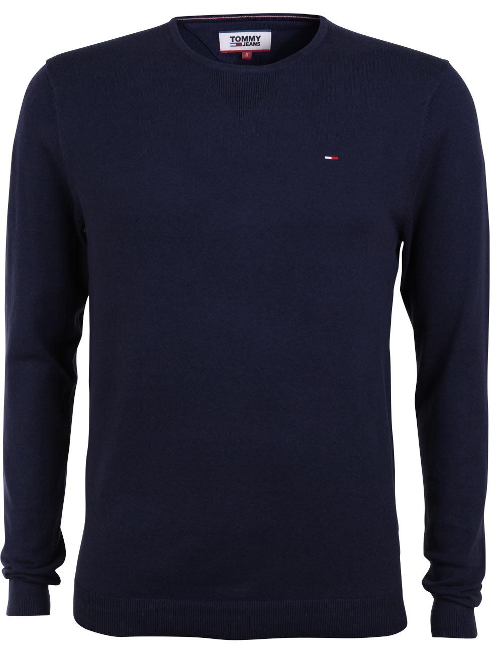 Tommy Hilfiger Herren Pullover TJM Original Crew-Neck Sweater   eBay 1d2fdae871