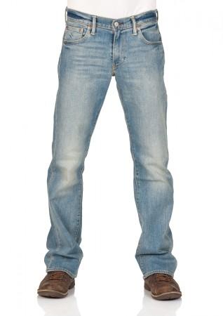 c21bd68a936380 Levis® Herren Jeans 527® - Bootcut - Blau - Dennis