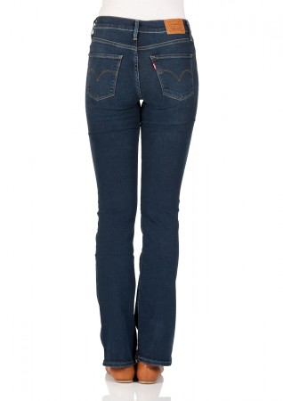 Levis® Damen Jeans 315 Shaping Bootcut - Blau - Payday   eBay ce515a13b6