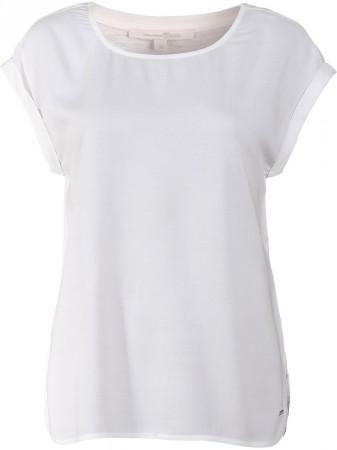 13067ada3a989a Tom Tailor Denim Damen T-Shirt mit Rückenausschnitt | eBay