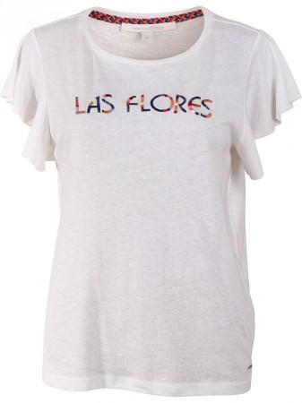 6f5227f8ab0874 Tom Tailor Denim Damen T-Shirt mit Stickerei | eBay