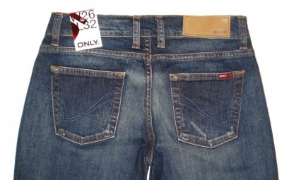 """Only Damen Jeans /""""Auto Low Straight/"""" RO778"""